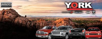 York Dodge Chrysler Jeep RAM Image 1