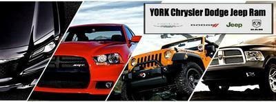York Dodge Chrysler Jeep RAM Image 3