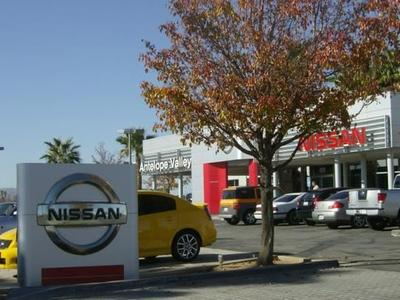 Antelope Valley Nissan Image 1