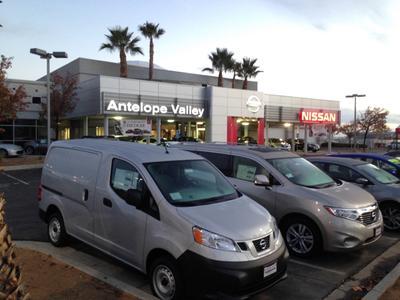Antelope Valley Nissan Image 8