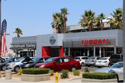 Antelope Valley Nissan Image 9