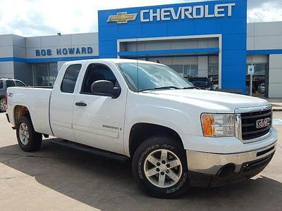 2009 GMC Sierra 1500 SL Crew Cab for sale VIN: 2GTEK29J291129544