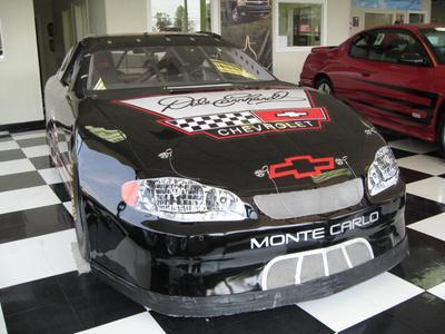 Dale Earnhardt Chevrolet Image 3