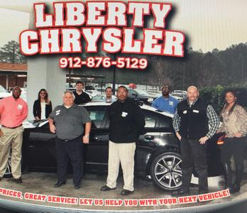 Liberty Chrysler Dodge Jeep Image 3