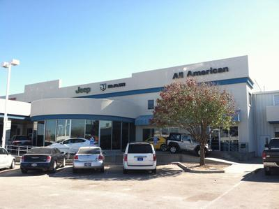 All American Chrysler Dodge Jeep Ram of Odessa Image 1