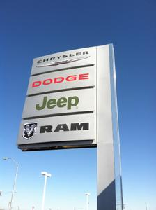 All American Chrysler Dodge Jeep Ram of Odessa Image 2