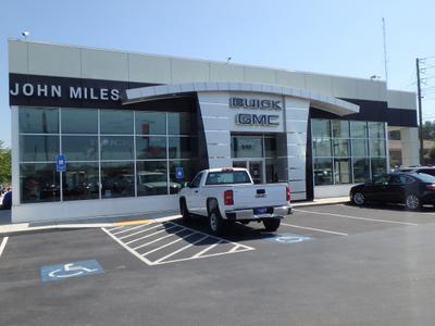 John Miles Chevrolet Buick GMC Image 2