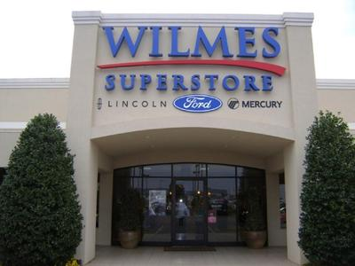 Wilmes Superstore Ford Lincoln Image 1