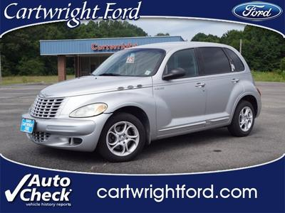 2005 Chrysler PT Cruiser Touring for sale VIN: 3C4FY58B95T618272