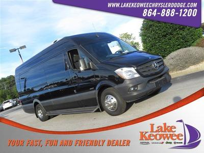 2015 Mercedes-Benz Sprinter  for sale VIN: WD3PF4CC1FP166015
