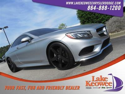 2015 Mercedes-Benz S-Class S 550 for sale VIN: WDDXJ8FB0FA008322
