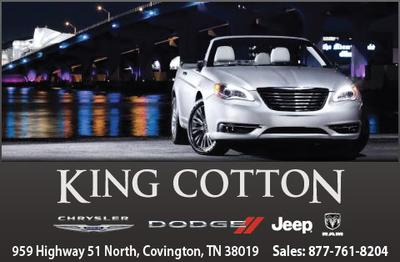 King Cotton Ford Image 3
