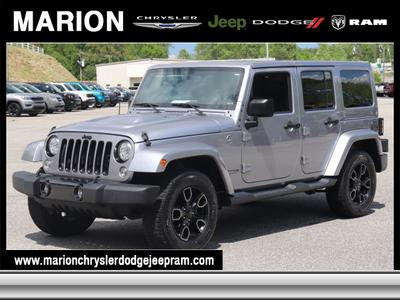 Jeep Wrangler JK Unlimited 2018 for Sale in Marion, NC