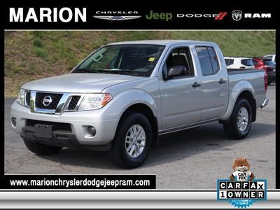 Nissan Frontier 2019 a la venta en Marion, NC