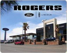 Rogers Ford Lincoln Image 1