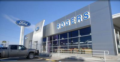 Rogers Ford Lincoln Image 3