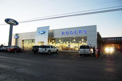 Rogers Ford Lincoln Image 6