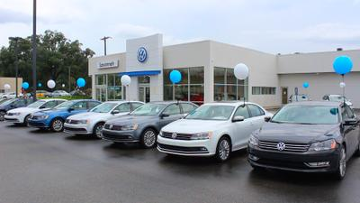 Savannah Volkswagen Image 4