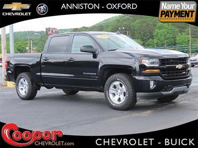 Chevrolet Silverado 1500 2018 a la Venta en Anniston, AL