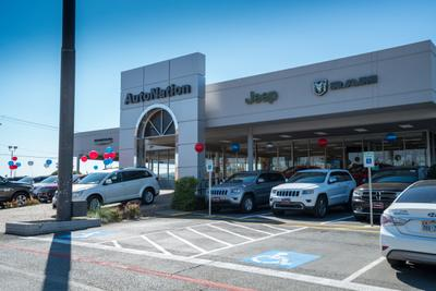 AutoNation Chrysler Dodge Jeep Ram North Richland Hills Image 1