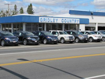 Gridley Country Ford Image 1