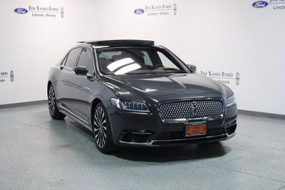Lincoln Continental 2019 for Sale in Lincoln, IL