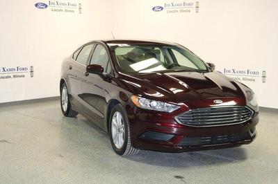 Ford Fusion 2018 for Sale in Lincoln, IL
