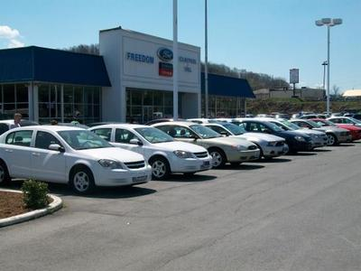 Freedom Ford Lincoln of Claypool Hill Image 4
