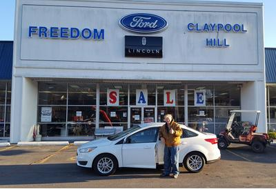Freedom Ford Lincoln of Claypool Hill Image 6