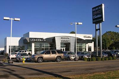 Leachman Buick GMC Cadillac Image 8