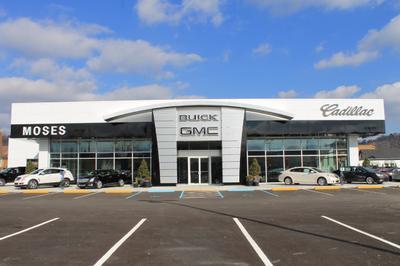 Moses Cadillac Buick GMC Image 3
