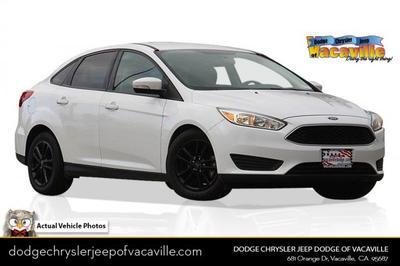 2017 Ford Focus SE for sale VIN: 1FADP3F25HL247876