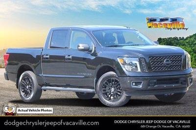 Nissan Titan 2019 for Sale in Vacaville, CA