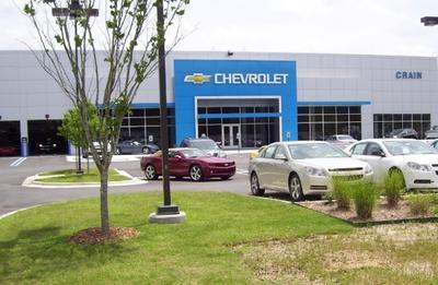 Crain Chevrolet Image 1