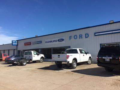 Hudiburg Ford Image 1