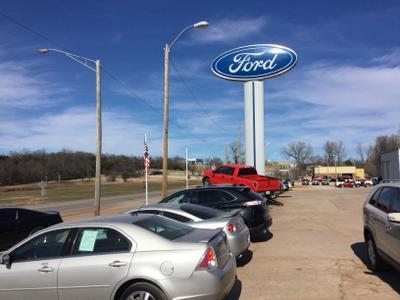Hudiburg Ford Image 2
