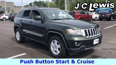 2011 Jeep Grand Cherokee Laredo for sale VIN: 1J4RS4GG8BC557083