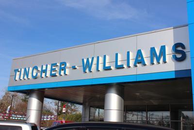 Tincher-Williams Chevrolet Image 1