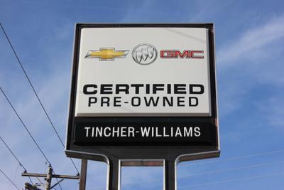 Tincher-Williams Chevrolet Image 4