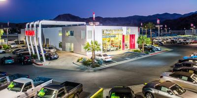 Palm Springs Nissan Image 1