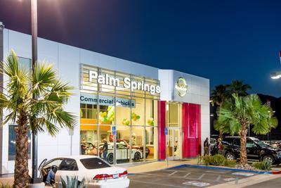Palm Springs Nissan Image 6