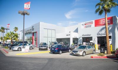 Palm Springs Nissan Image 8