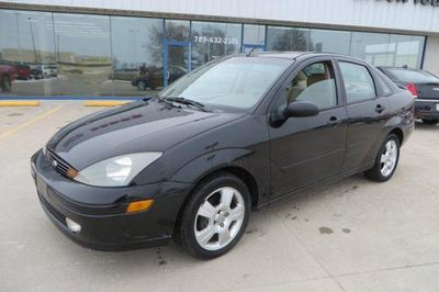2003 Ford Focus ZTS for sale VIN: 1FAHP38313W339856