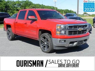 Chevrolet Silverado 1500 2015 for Sale in Frederick, MD