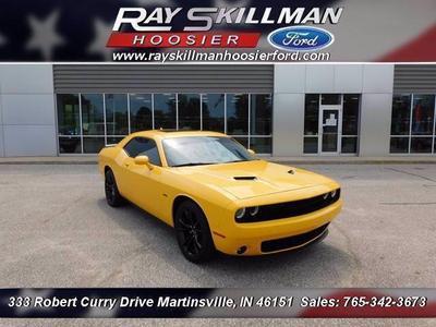 Dodge Challenger 2017 a la venta en Martinsville, IN