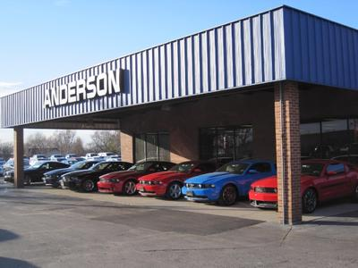 Anderson Ford Image 1
