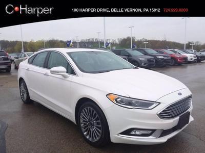 Ford Fusion 2017 a la venta en Belle Vernon, PA