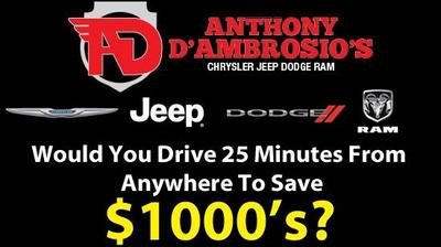 Anthony D'Ambrosio Chrysler Dodge Jeep RAM Image 2