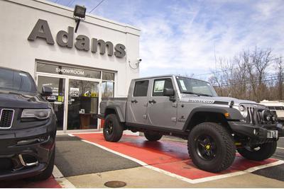 Adams Jeep of Maryland Image 2