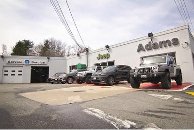 Adams Jeep of Maryland Image 5
